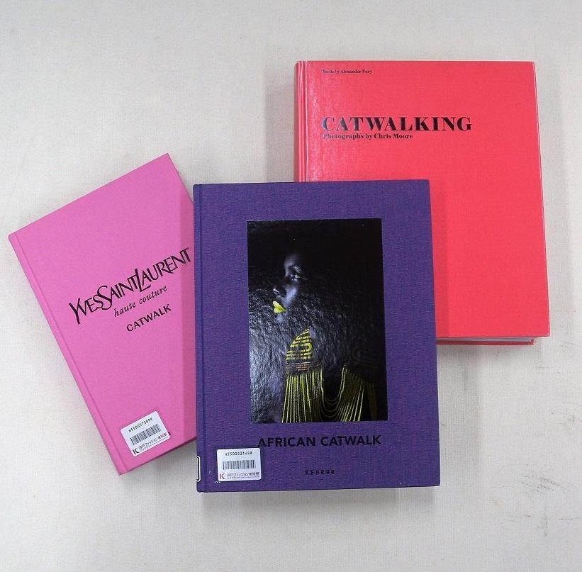 [新着情報]3Fライブラリー、10月の新刊は、珍しいアフリカのファッションショーの写真集です。
