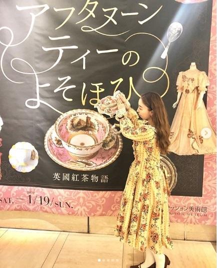 [英國紅茶物語展]SNSファッションスナップコンテスト、入賞者を決定しました!おめでとうございます!