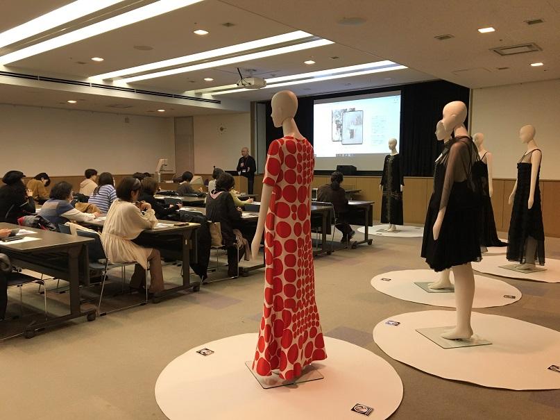 [服飾文化セミナー]2/22(土)に2019年度第3回服飾文化セミナー「実物で読み解く ランヴァンの服」を開催しました!