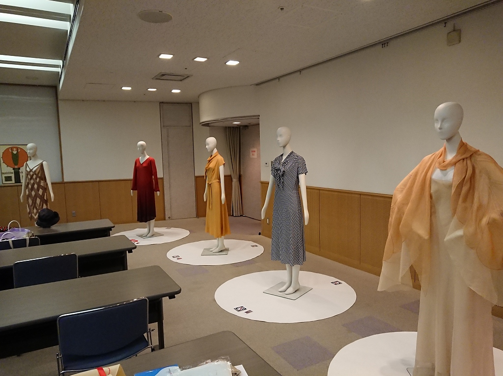 [服飾文化セミナー]9/26(土)第2回「実物で読み解く ヴィオネの魅力」を実施しました!