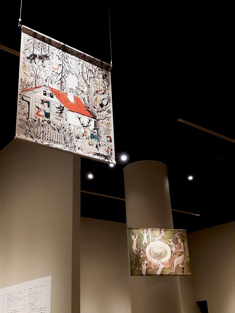 特別展「こわくて、たのしいスイスの絵本展~クライドルフ・フィッシャー・ホフマンの世界~」が開幕しました!