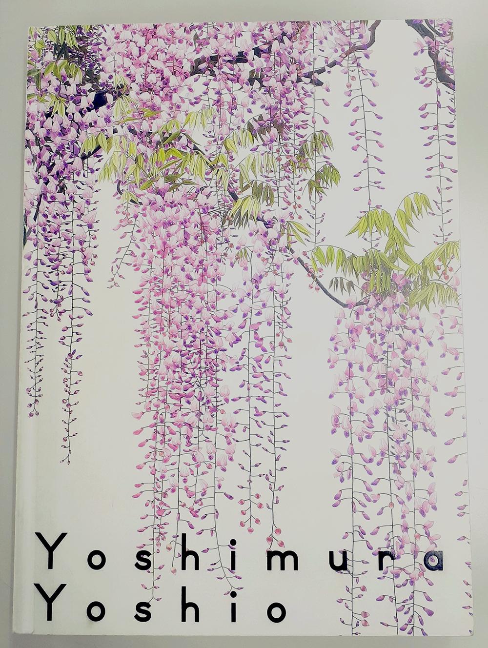 特別展「吉村芳生~超絶技巧を超えて~」の図録が6/20(日)まで通信販売できます!
